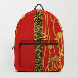 Art déco Backpack