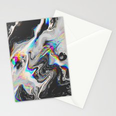 CONFUSION IN HER EYES THAT SAYS IT ALL Stationery Cards
