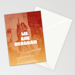 We are Deborah Stationery Cards