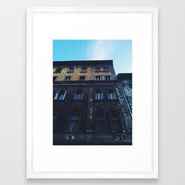 Abandoned Beauty Framed Art Print