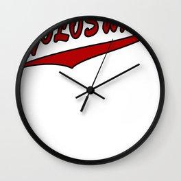 YOLOSWAG Wall Clock