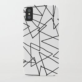 Shapes 014 iPhone Case