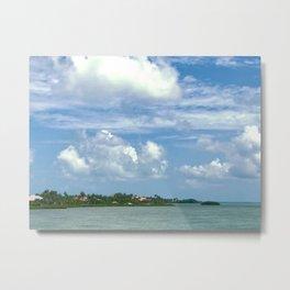 Island in the Keys Metal Print