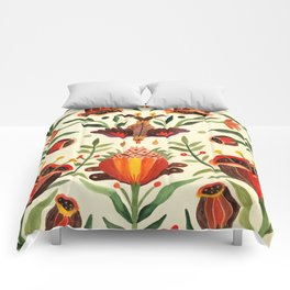 Singing Flowers - Day Comforters
