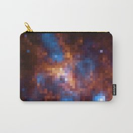 Galactic Squares #4 Carry-All Pouch