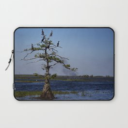 Cormorant Tree Laptop Sleeve