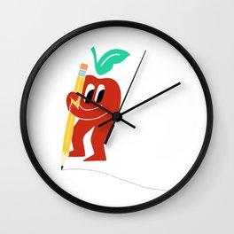 Draftsman Wall Clock