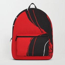 Hot Air Balloon Skull Backpack