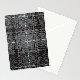 Highland Granite Tartan Stationery Cards
