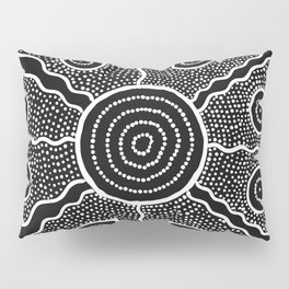 Tribe Pattern Pillow Sham
