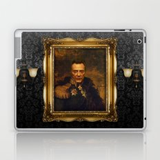 Christopher Walken - replaceface Laptop & iPad Skin