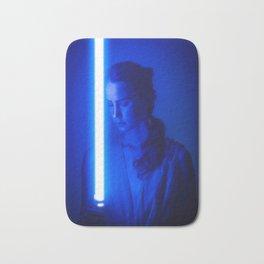 Rey Cosplay (Dark Poster 1) Bath Mat
