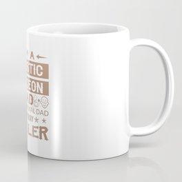 Plastic Surgeon Dad Coffee Mug