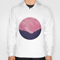 northern lights Hoodies featuring Northern lights 2 by Richard Seyb