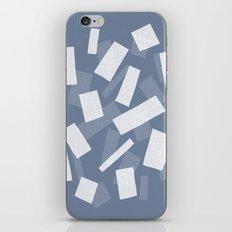 Wood Henge Reverse iPhone & iPod Skin