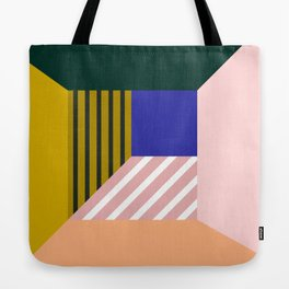Abstract room b Tote Bag
