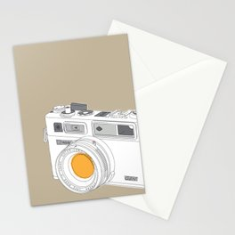 Yashica Electro 35 GSN Camera Stationery Cards