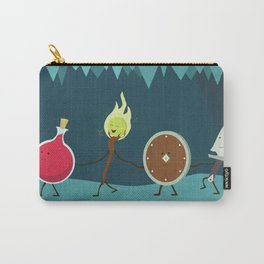 Let's All Go On an Adventure Carry-All Pouch