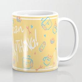 papa can fix anything! Coffee Mug