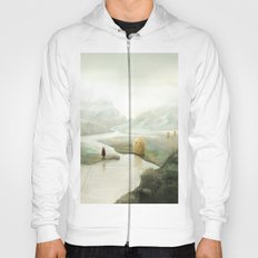 The Visitors Hoody