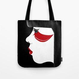Modern Geisha Tote Bag