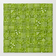 Pickles Picnic Canvas Print
