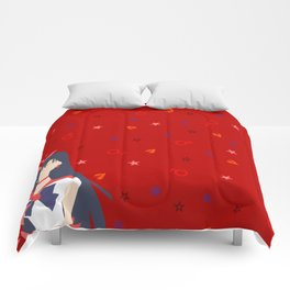 Soldier of Flame and Passion Comforters
