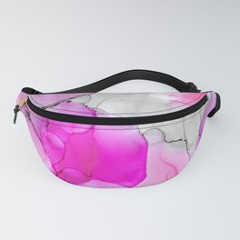 Happiness in Pink Fanny Pack
