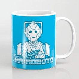 Domo Arigato Mr. Cyberman Coffee Mug