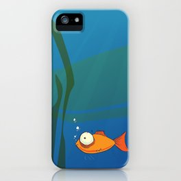 Carl iPhone Case