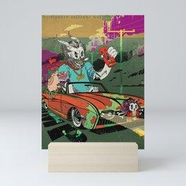 Arch Rival Mini Art Print