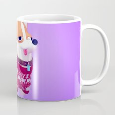 Dogs In Sweaters: Corgi Mug