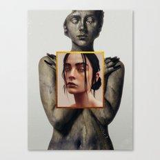Visceral. Canvas Print