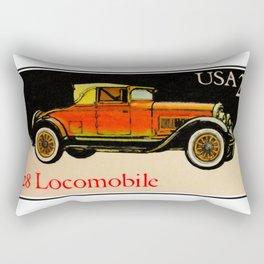1928 Locomobile Rectangular Pillow