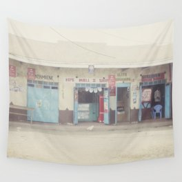 open for business::kenya Wall Tapestry
