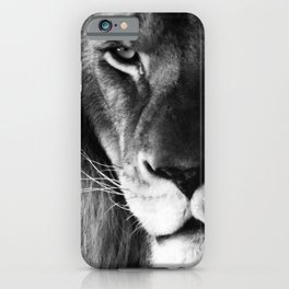 Eyes of a King iPhone Case