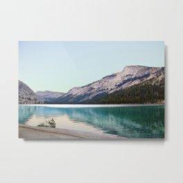 Tioga Lake Metal Print