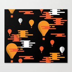 Travel - Hot Air Canvas Print
