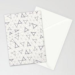 Geometrie Stationery Cards