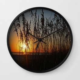 Come the Dawn Wall Clock