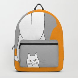 Cat sarcophagus Backpack