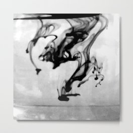 Like Black Magic Metal Print