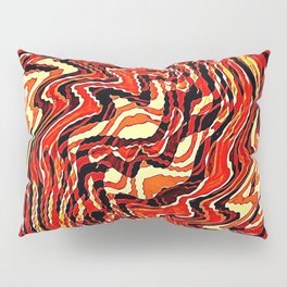 Fire Agate Pillow Sham