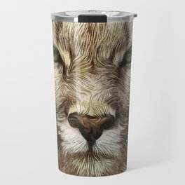 Animaline - Cougar Travel Mug
