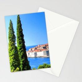 Croatia Treescape Stationery Cards