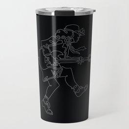Hgh Voltage Travel Mug