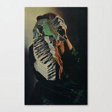 spirit they've vanished Canvas Print