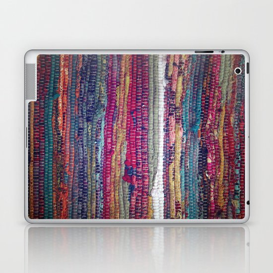 The Magic Carpet Laptop & iPad Skin