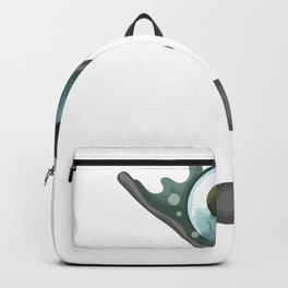 Augen Cocktail Halloween Party Backpack
