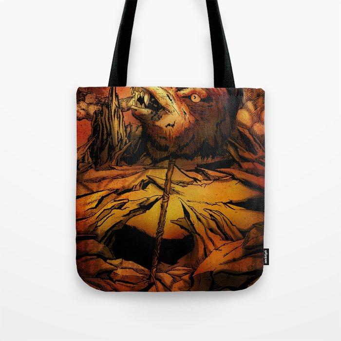ROTTING EARTH Tote Bag